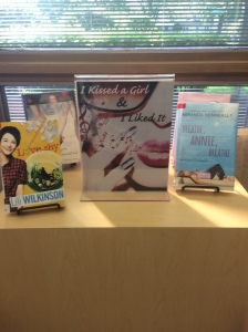 SRP display 11 - I Kissed a Girl