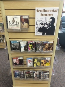 SRP display 6 - Sentimental Journey